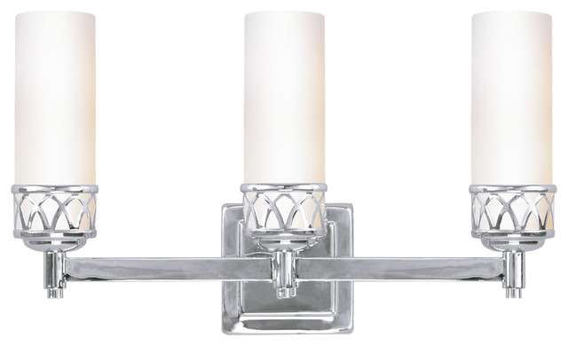 Brushed Nickel 3 Light Pendant