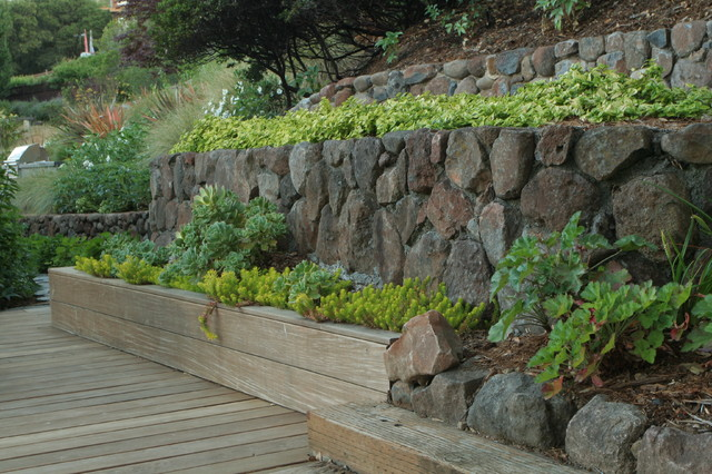 Garden Design Garden Design With Hillside Landscaping Ideas On