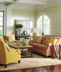 Sea Glass Rug Living Room - Modern - Living Room - Boston ...