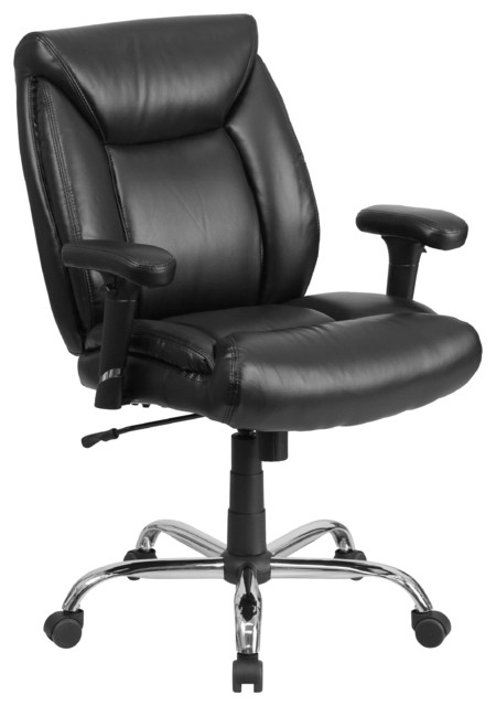 tall swivel chair ultrasport gym houston leather big n armchair black contemporary office chairs by flash furniture
