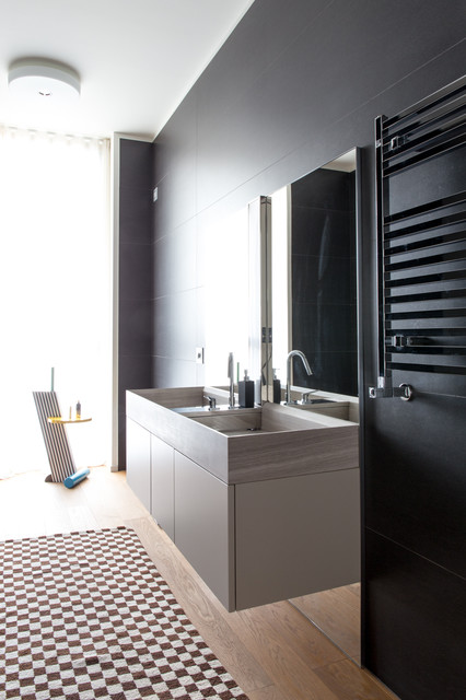 Appartamento Bosco Verticale  Contemporaneo  Stanza da