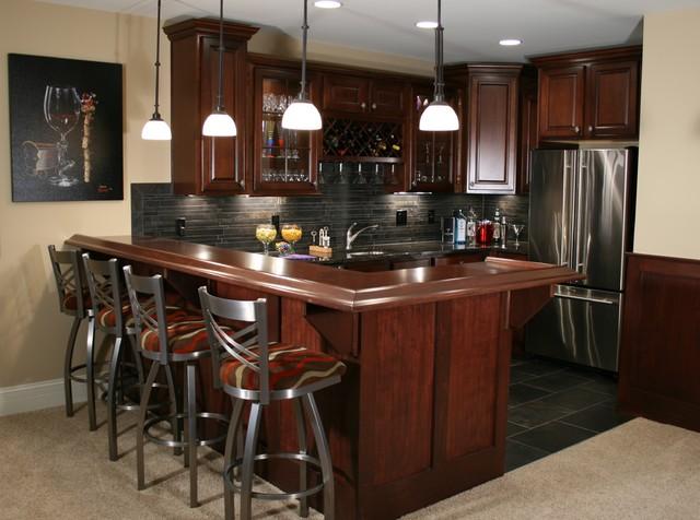 Kitchen And Bars