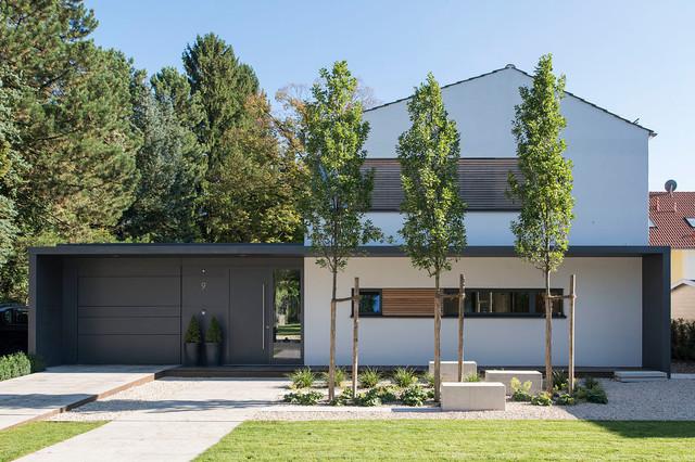 gestaltung vorgarten modern – motelindio, Garten und bauen