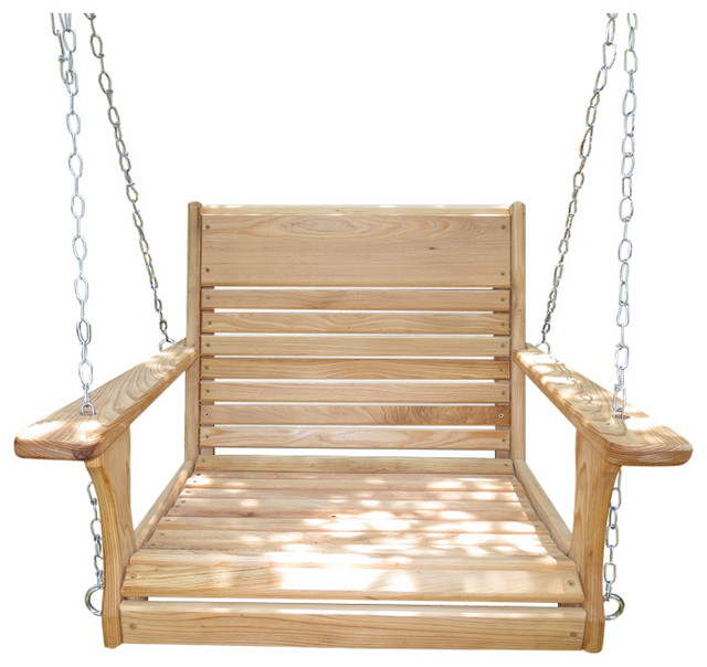 hanging chair wood pilates for sale big guy adult swing with chain kit traditional hammocks and chairs by tree swings