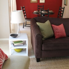Images Of Living Rooms With Dark Brown Sofas And Turquoise Room Transitional Style Sage Green Accents Red Walls ...