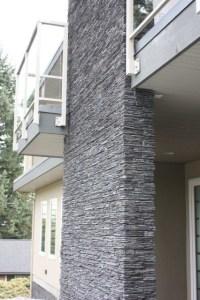 Cloudstone Coastal Ash exterior stone wall - Modern ...