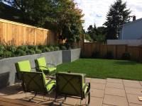 Mid-century modern backyard remodel - Midcentury - Patio ...