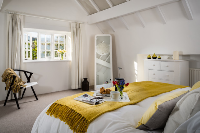 10 Ideas For Decorating With Mustard Tones