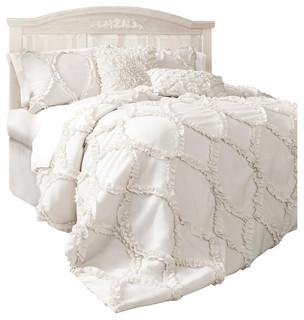 3 piece kitchen rug set remodelling babylon comforter and shams, california king, 3-piece ...