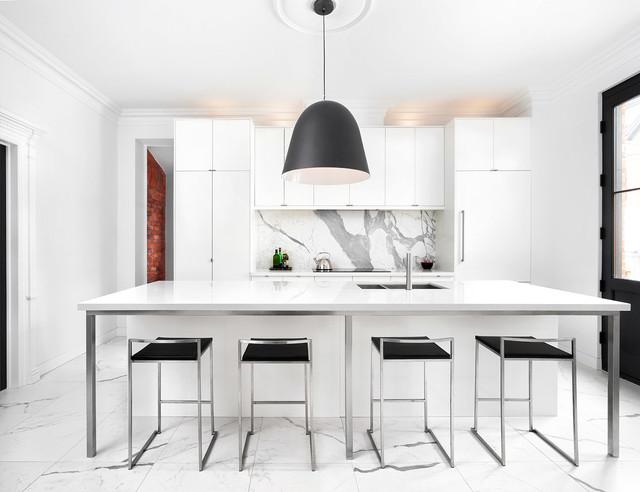 East Annex Kitchen  Contemporary  Kitchen  Toronto  by