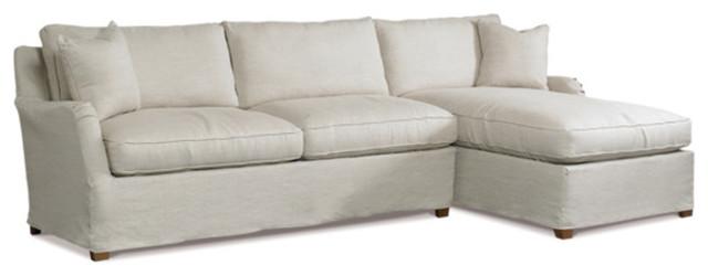 Sofa With Chaise Slipcover Nicesofa  sc 1 st  Centerfieldbar.com : slipcovers for sectional sofas with chaise - Sectionals, Sofas & Couches