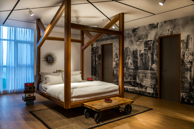 gorgeous four poster bed designs