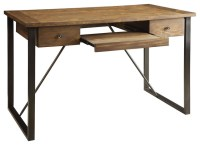 Industrial Computer Desk - Rustic - Desks And Hutches - by ...