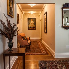 Living Room Leather Furniture Ideas Good Wall Colors Pre-war Apartment - Traditional New York ...