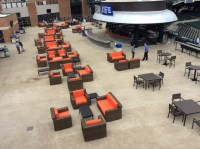 Comerica Park Pepsi Porch - Contemporary - Patio - detroit ...