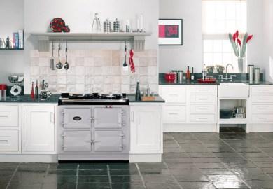 The Kew Shaker Kitchen By Devol Contemporary Houzz