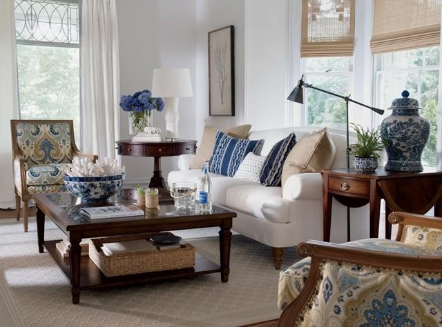 Elegance  Traditional  Living Room  Nashville  by