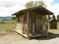 Guard Shack - Rustic - Shed - Other - by Dead Wood Creations