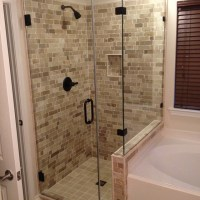 Master Shower Project 201480 - Rustic - Bathroom - Houston ...