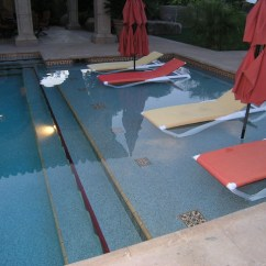 Acapulco Lounge Chair Used Covers For Sale Luxurious Desert Oasis - Mediterranean Pool San Diego By Hamilton-gray Design, Inc.