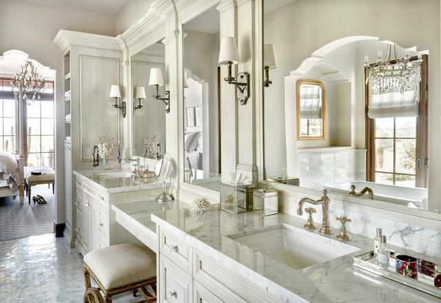Mirabel Estate  Mediterranean  Bathroom  Phoenix  by