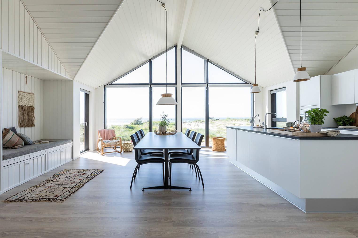 Meubles Design Yvelines | 75 Beautiful Scandinavian Family ...