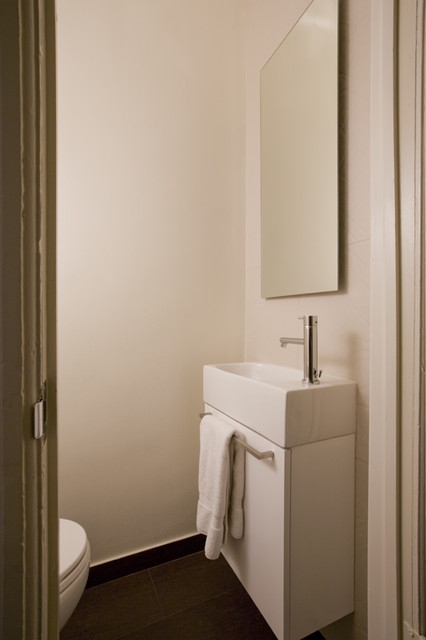 FORMA Design Modern Powder Room DC Metro By FORMA