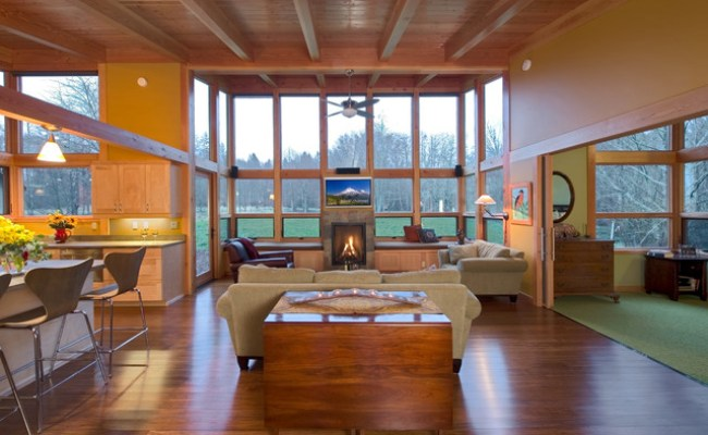 Whidbey Island 1400 Sq Ft Fabcab Contemporary Living