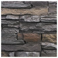 Architectural Superstore - Deep Stacked Stone Design Wall ...