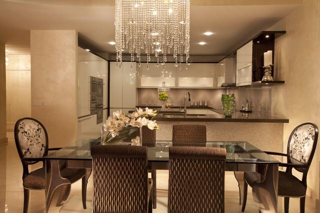 modern interior design at