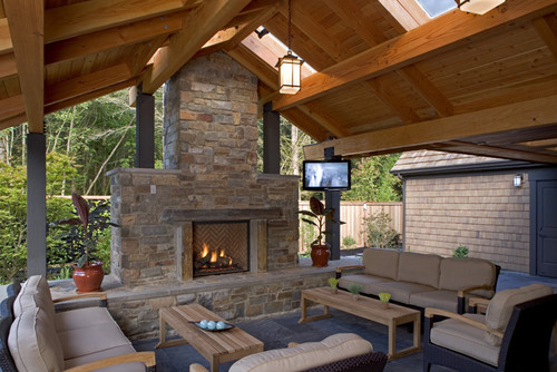 2012 Trends: Outdoor living spaces get the spotlight