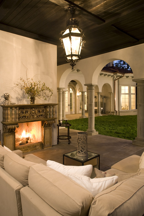 What Is A Loggia Way Nicer Than A Porch Or Patio Here S