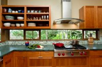 Pacific NW Mid-Century Kitchen Remodel - Midcentury ...