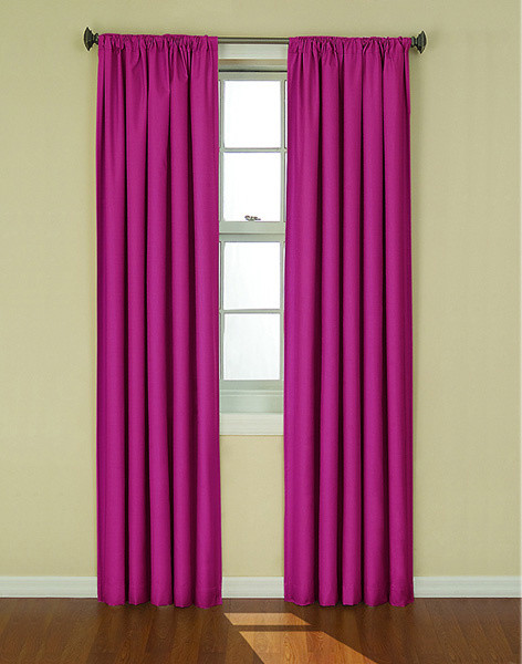 What Is A Rod Pocket Curtain BestCurtains