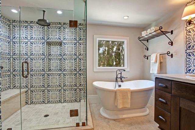 1330 Eighth Avenue San Diego  Traditional  Bathroom  San Diego  by American Coastal Properties
