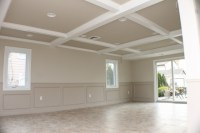 Coffered Ceilings/Wainscot