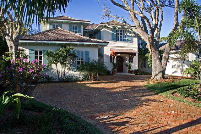 British West Indies Residence  Traditional  Exterior