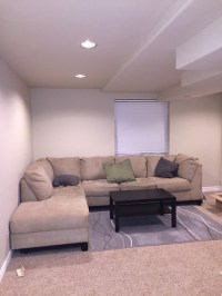 Need Help Decorating Corner Wall Space Above Sectional