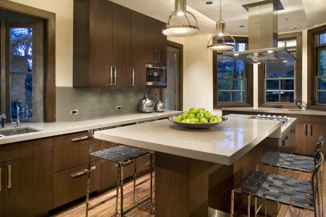 Kitchen Contemporary Kitchen Denver By Paxton Lockwood
