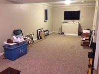 Narrow basement furniture needed