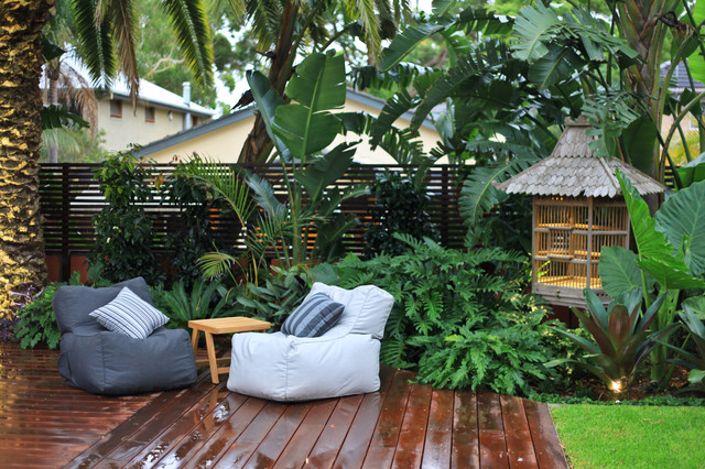 So Your Garden Style Is Balinese