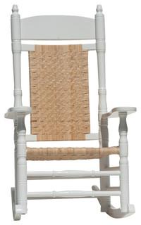 georgia chair company massage chairs costco the brumby houzz rocker jumbo porch white enamel