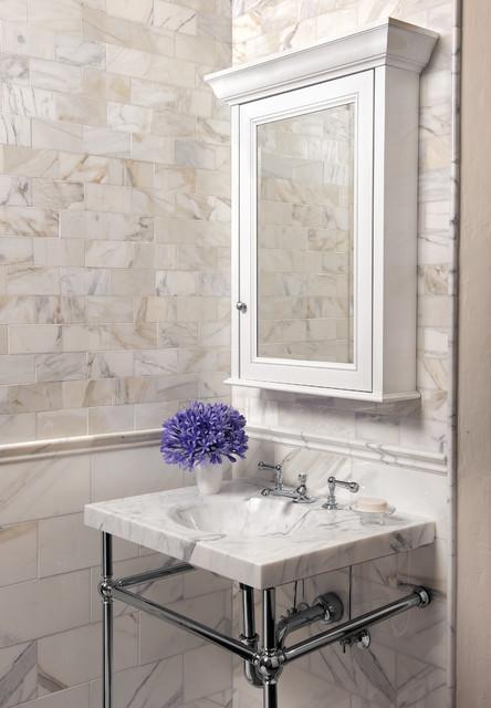 Calacatta Bathroom Contemporary Bathroom San Francisco By AKDO
