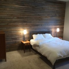 Ceiling Lights For Living Room India Decorating Ideas A Studio Apartment Slatted Barn Wood Wall - Rustic Bedroom New York By ...