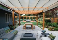 Palo Alto Contemporary Retreat - Contemporary - Patio ...