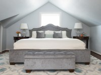 Custom Bed and Bench - Traditional - Bedroom - Dallas - by ...