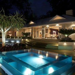 Rolling Chairs For Office 2 Person Dining Table And Resort Style Living - Contemporary Pool Sydney By Dean Herald-rolling Stone Landscapes