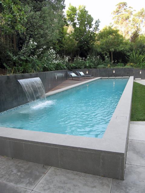 spa oasis - modern pool san