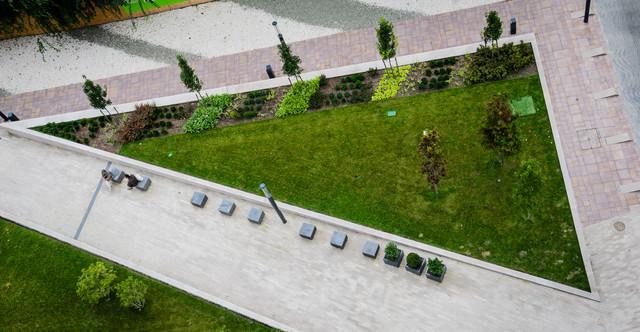 Landscape Ideas For Triangle Yard – Thorplc Com
