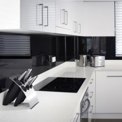 High End Kitchen Sinks Units Gloss Acrylic Wall Panels For Bathrooms & Kitchens ...